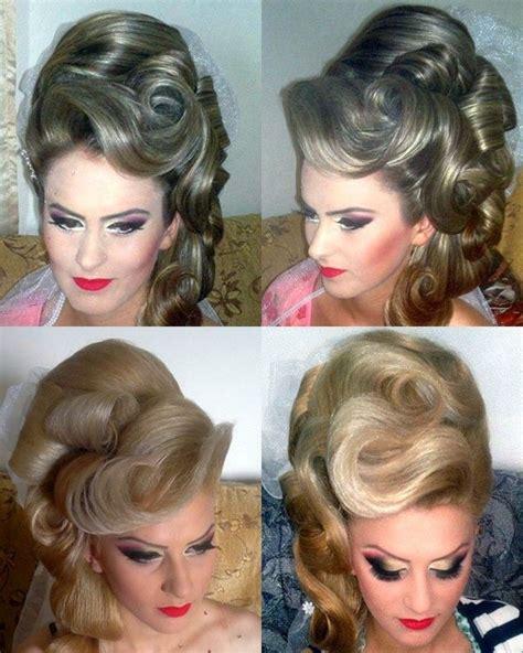 Wedding Hair Big Updos by 25 Trending Big Updo Ideas On Wedding Updo