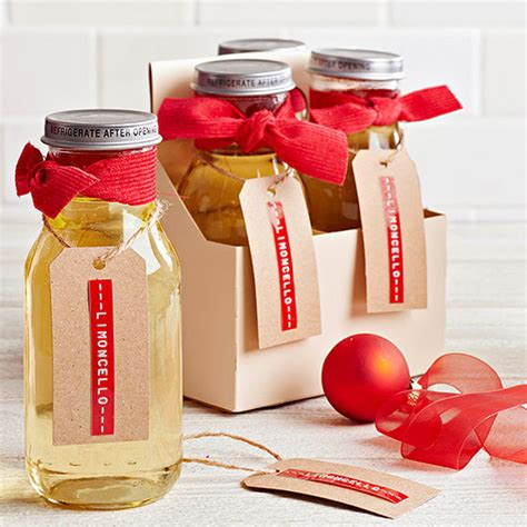 diy do it yourself holiday food gifts