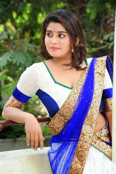 Latest 2015 Telugu Actress Harini Saree Images | Harini ... Actress