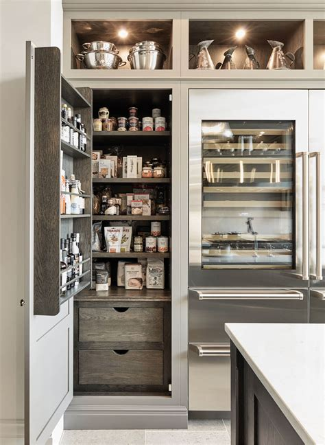 Kitchen And Pantry Menu by Pantry Cupboards Kitchen Larder Cupboard Tom Howley