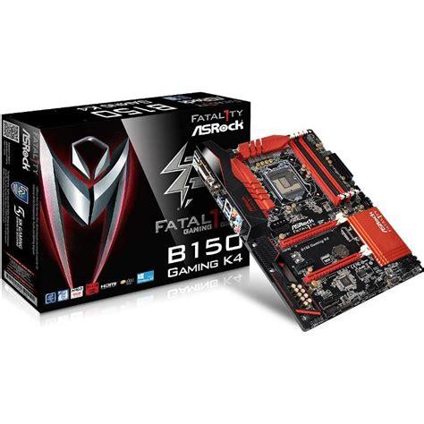Harga Acer Predator G6 710 asrock fatal1ty b150 gaming k4 lga1151 atx motherboard