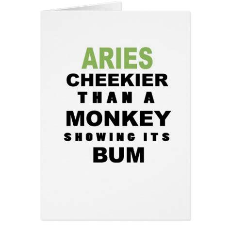 Aries Birthday Cards Aries Happy Birthday Card Zazzle