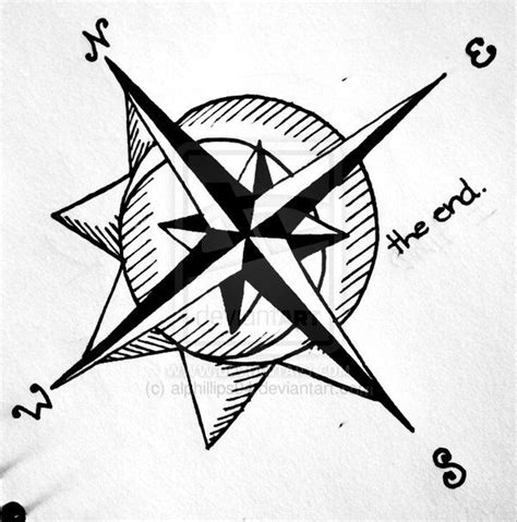 compas rose tattoo best 20 nautical compass ideas on
