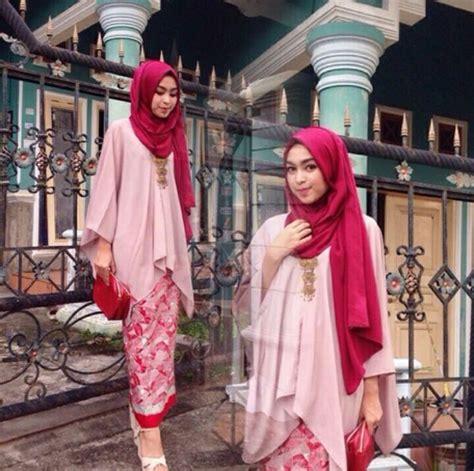 Kain Katun Potongan Kipas 10 fesyen baju kurung pilihan 2017 mybaju