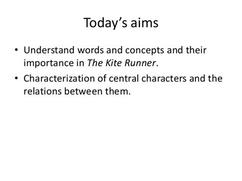 central themes in the kite runner the kite runner