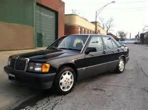 1993 Mercedes 190e 2 6 Purchase Used 1993 Mercedes 190e 190 E 2 6