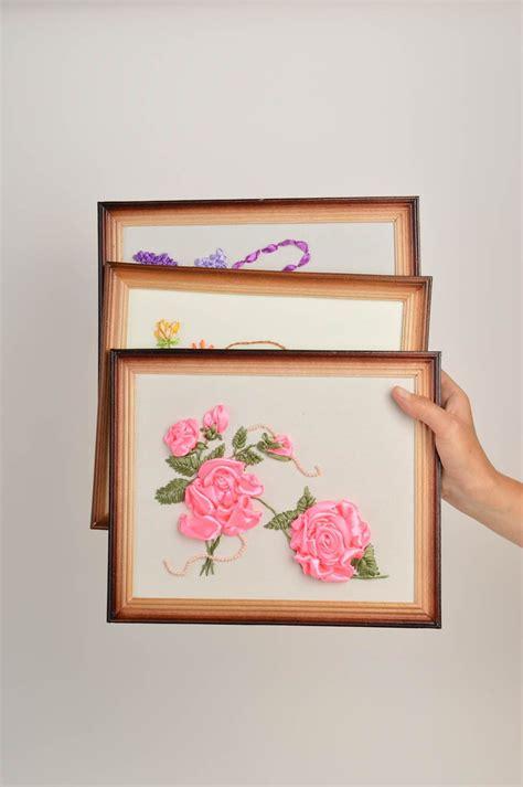 cuadros decoracion de interiores madeheart gt cuadros bordados hechos a mano decoraci 243 n de