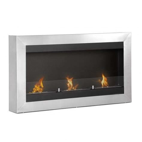 magnum wall mounted ethanol fireplace newbathroomstyle