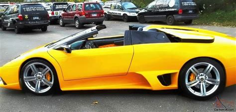 Kit Car Manufacturers Lamborghini Lamborghini Reventon Roadster Replica Autos Post