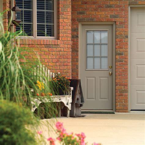 Exterior Garage Side Door Exterior Side Doors Exterior Doors Side Light Entry Doors Amberwood Doors Inc Garage Side
