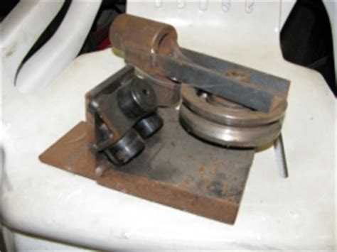 Bor Turner Bor Cuner Rotary Tool Set Nankai tubing bender homemadetools net