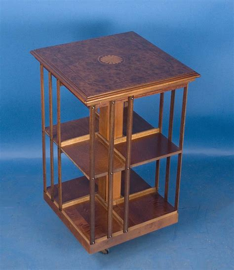 Revolving Bookcase For Sale elm revolving bookcase for sale antiques classifieds