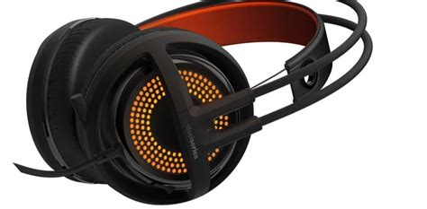 Headset Steelseries Siberia 350 steelseries siberia 350 review gaming nexus