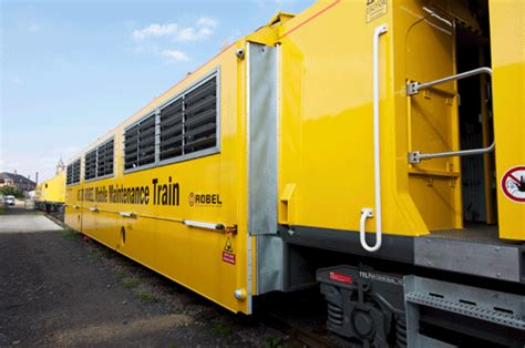 design engineer network rail network rail s new mobile maintenance trains