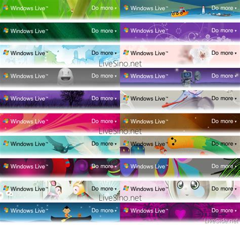 themes for windows 7 live windows live wave 4 mobile experience to get themes