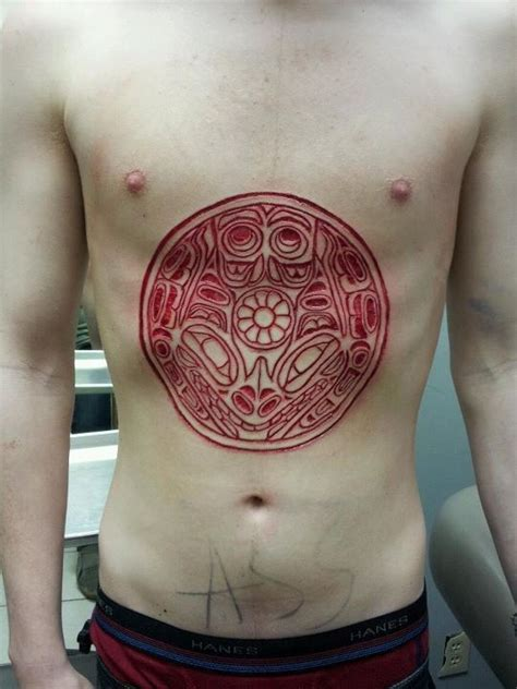 has anyone gotten any scarification done page 3