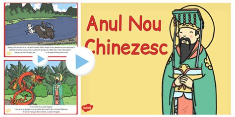 new year race story powerpoint anul nou chinezesc poveste powepoint calendar chinezesc