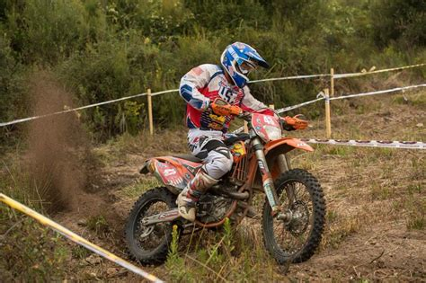 Mullins Ktm Usa Trophy Team Earns 2nd Overall At Isde Gncc Racing