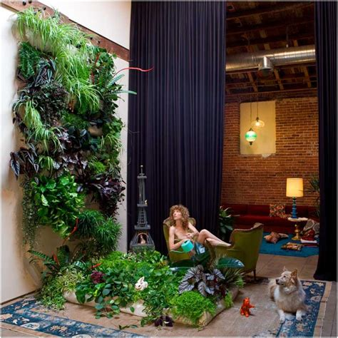 Indoor Garden Ideas Apartment The Indoor Garden