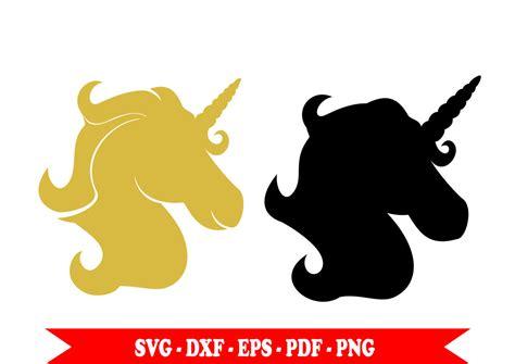 eps clipart golden unicorn unicorn silhouette svg svg dxf eps clip