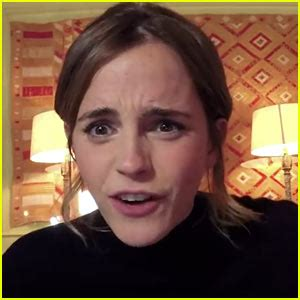 emma watson questions celebrity gossip and entertainment news just jared