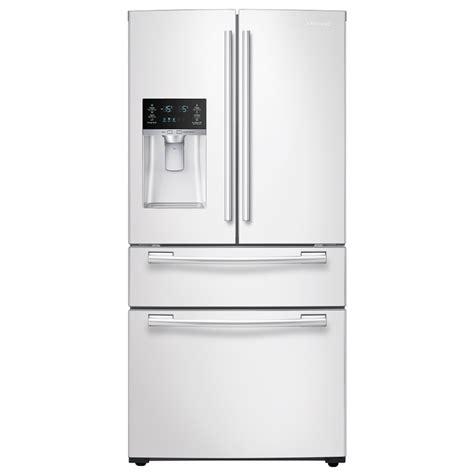 Door Refrigerator by Shop Samsung 4 Door Flex 24 73 Cu Ft 4 Door Door