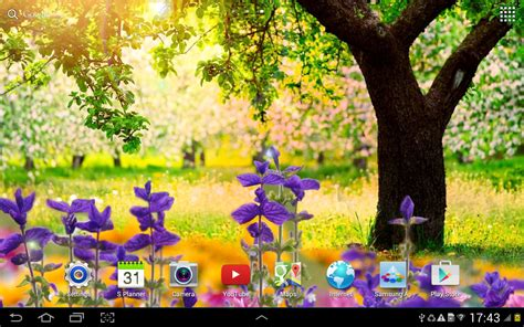 google wallpaper spring spring nature live wallpaper android apps on google play