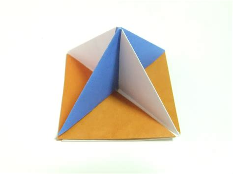 Origami Waterbomb Base - origami square base choice image craft decoration ideas