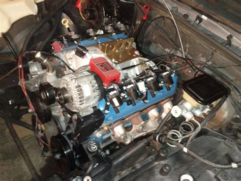 Pin By Atvnetworks Com On 3 5 0 V8 Swapped Out