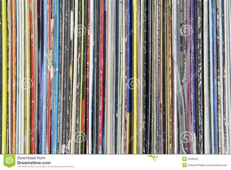 The Photographic Copies Of Business And Records As Evidence Act Upa Vinyl Record Collection Royalty Free Stock Image Image 3236946