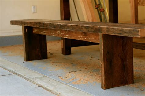 Arbor Exchange   Reclaimed Wood Furniture: Echo Park 8ft