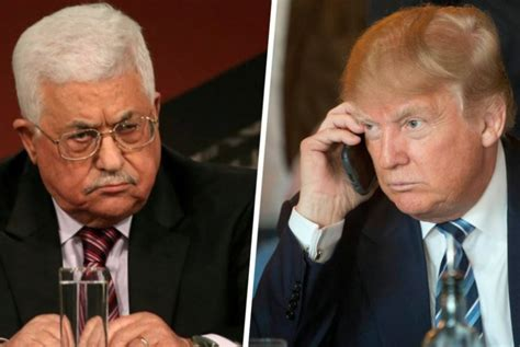 donald trump jerusalem berita presiden palestina akan bawa banyak harapan perdamaian ke