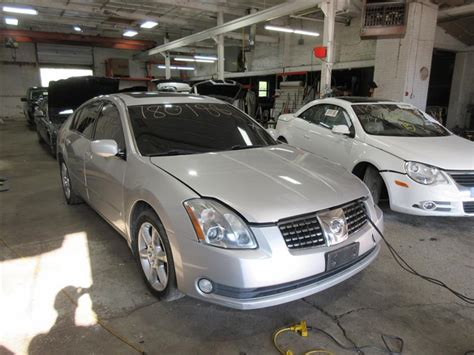 Nissan Maxima 2004 Parts by Parting Out 2004 Nissan Maxima Stock 180188 Tom S