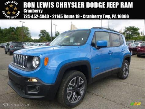 jeep renegade dark blue 2015 sierra blue jeep renegade latitude 4x4 106071628