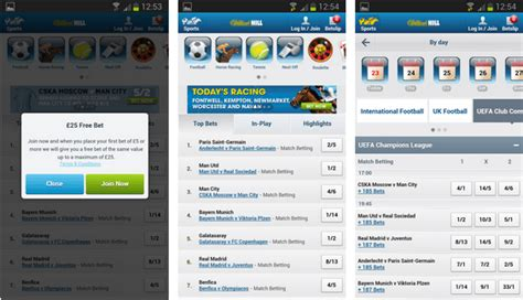 william hill mobile william hill mobile app guide review