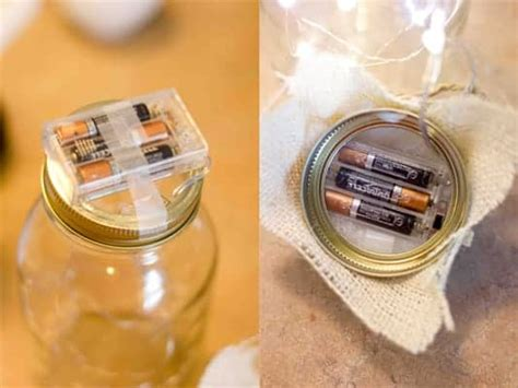 How To Make A Jar Light by Make A Light Jar That Actually Works