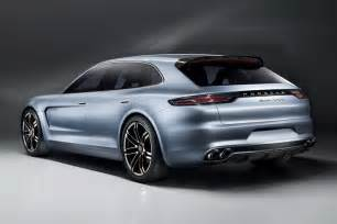 Porsche Panamera Sport Turismo Concept 2016 Porsche Panamera 2 2017 2018 Best Cars Reviews