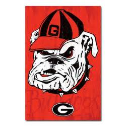 Kitchen Wall Vinyl Stickers university of georgia bulldogs logo 13 wall poster