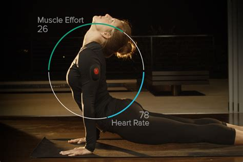 Clothes That Monitor Your Health by Coming Soon Workout Gear That Monitors Your Muscles Wired