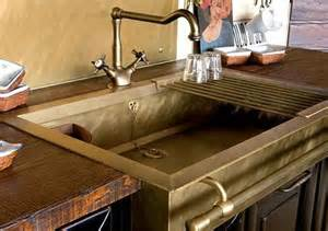 22 unique kitchen sinks personalizing modern kitchen