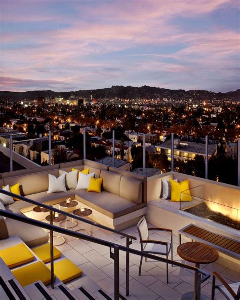 Top La Bars by Best 25 Rooftop Restaurant Ideas On West
