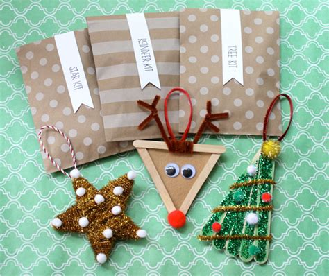diy christmas ornaments 50 wonderful and simple diy christmas tree decorations