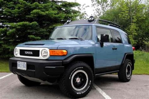 Toyota Fj Cruiser Limited Edition Special Edition Marks Toyota Fj Cruiser S Last Year