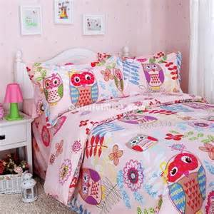Home 187 kids bedding 187 girls bedding 187 owl kids bedding sets for