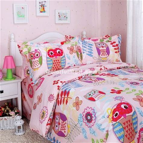owl bedding for girl owl kids bedding sets for girls 100200800005 99 99