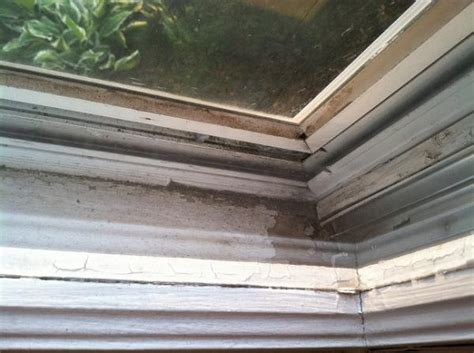 Rotten Window Sill Rotted Window Sill Doityourself Community Forums