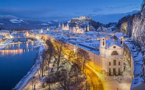 salzburg austria  bing wallpaper preview wallpapercom