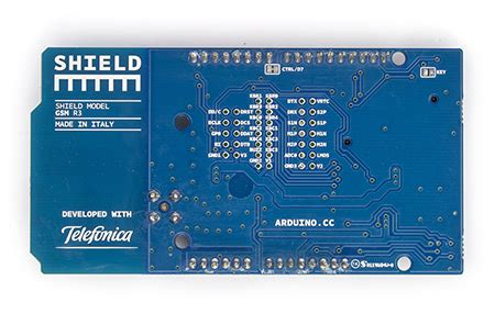 digital ivision labs arduino gsm shield