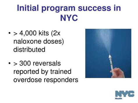 Registered Programs Nyc - ppt intranasal naloxone to opioid overdose in
