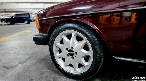 Sunroof Electric Mercy Tiger W123 gettinlow yordan edo uno totalitas dalam menggarap mercy tiger berkelas